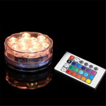 ЕLED водонепроницаемая подставка для подсветки с пультом